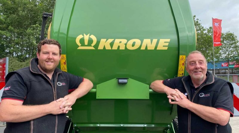 KRONE UK welcome G Marshall Tractors to the Dealership Network