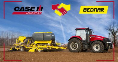 Case IH forms exclusive distribution alliance with Bednar FMT