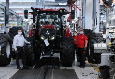 Case IH and STEYR factory wins prestigious award