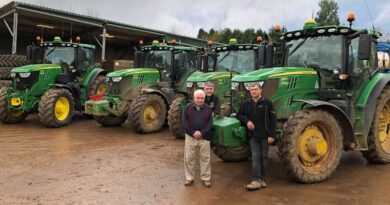 Masons Kings at the forefront of John Deere technology