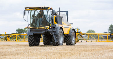 British-built Chafer crop sprayers join TH White line-up