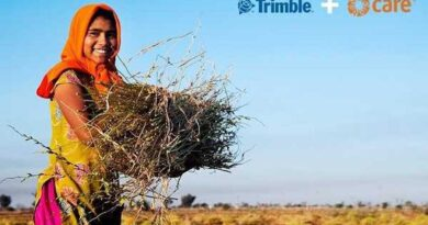 Trimble campaigns to donate up to $100,000 to She Feeds the World