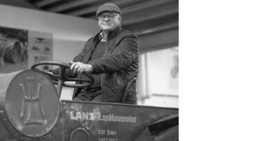 Walter Krone passes away