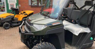 Polaris welcomes new dealer in West Midlands