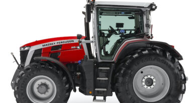Red Dot Product Design Award goes to Massey Ferguson 8Series tractors
