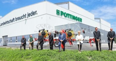 Official opening of fourth Pöttinger production plant takes place in St. Georgen near Grieskirchen, Austria