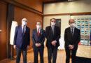 France awards the National Order of Merit Medal to Kubota's chairman Masatoshi Kimata